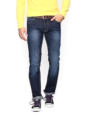 Lee Men Blue Jeans