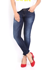 Lee Women Blue Amy Slim Fit Jeans