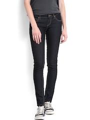 Lee Women Blue Maxi Skinny Fit Jeans