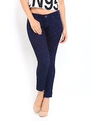 Lee Women Blue Maxi Skinny Fit Jeans