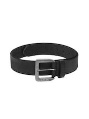 Levis Men Black Leather Belt