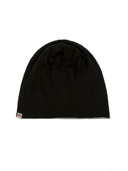 Levis Men Black Beanie Cap