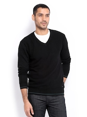 Levis Men Black Sweater