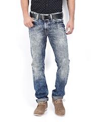 Levis Men Blue 511 Slim Fit Jeans
