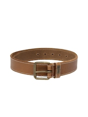 Levis Men Brown Leather Belt