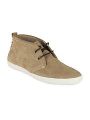 Levis Men Brown Levis Shoes Casual Shoes