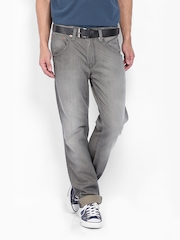 Levis Men Grey 511 Slim Fit Jeans