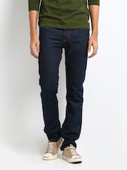 Levis Men Blue 511 MFL Garfield Slim Fit Jeans