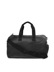 Levis Unisex Black Duffle Bag