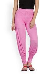 Libaas Women Pink Salwar Pants