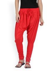 Libaas Women Red Salwar Pants