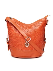 Lino Perros Orange Sling Bag