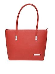 Lino Perros Red Shoulder Bag