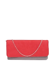 Lino Perros Red Clutch