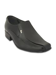 Lords Men Black Formal Shoes