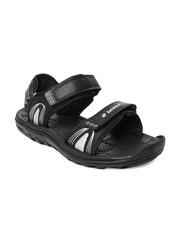 Lotto Men Black Rider II Sandals