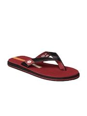 Lotto Men Black Sandals