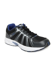 Lotto Men Black Techno II Sports Shoes