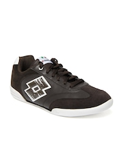 Lotto Men Brown Fella New Sports Shoes