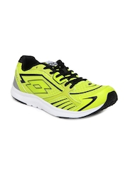 Lotto Men Green Speedride Sports Shoes