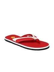 Lotto Men Red Sandals