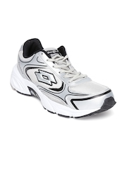 Lotto Men Silver-Toned VENICE NUO Running Shoes