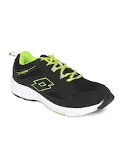 Lotto Men Black Dalian II Sports Shoes