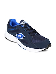 Lotto Men Navy Dalian II Running Shoes
