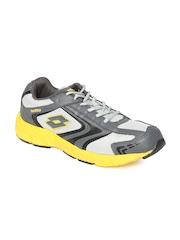 Lotto Men Grey Zurich Sports Shoes
