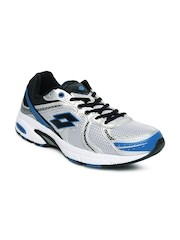 Lotto Men Grey Atlanta III Sports Shoes