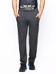 Lotto Men Charcoal Grey Tim JS Track Pants