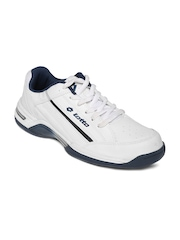 Lotto Men White Classica III Sports Shoes
