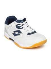 Lotto Men White Jumper IV Sports Shoes