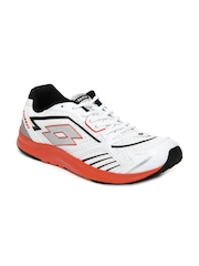 Lotto Men White Speedride Sports Shoes