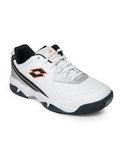 Lotto Men White T-effect V Sports Shoes