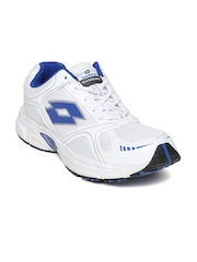 Lotto Men White TRAIL SPEED Running Shoes