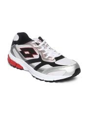 Lotto Men White Zenith III Running Shoes