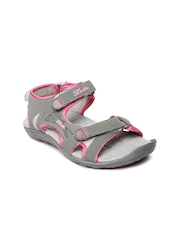 Lotto Women Grey Revel Sandals