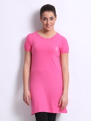 Lovable Women Pink Tunic