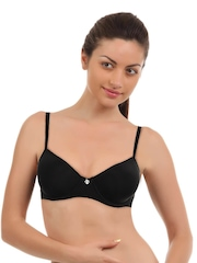 Lovable Women Fiona Black Bra