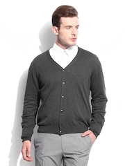 M&S Collection by Marks & Spencer Charcoal Grey Cardigan