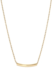 MANGO Touch Gold-Toned Necklace