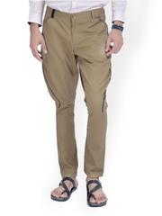 MR BUTTON Men Beige Jodhpuri Pants