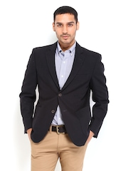 Maine by Debenhams Men Charcoal Black Casual Blazer