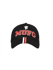 Manchester United Men Black Cap