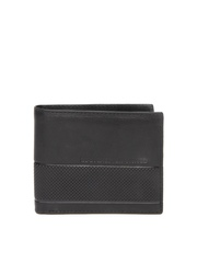 Manchester United Men Black Leather Wallet