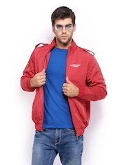 Manchester United Men Red Jacket