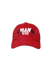 Manchester United Men Red Cap