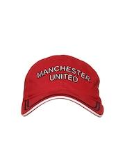 Manchester United Men Red Cap