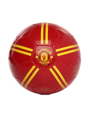 Manchester United Red Football